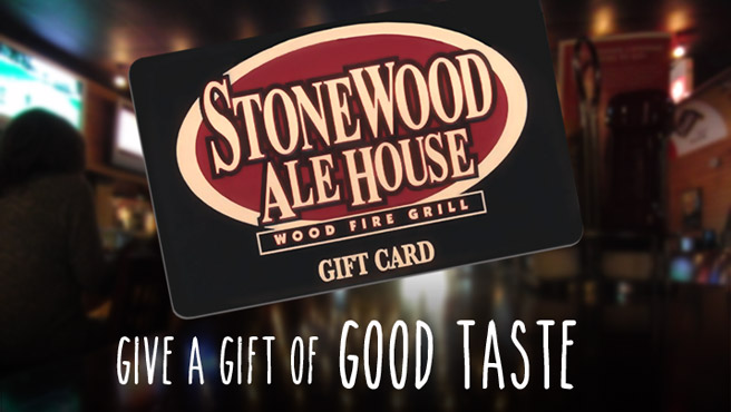 Stonewood Ale House Gift Card